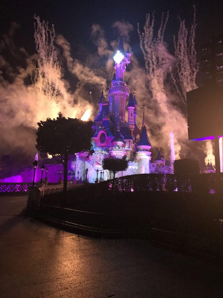 Disneyland Paris Firework finale
