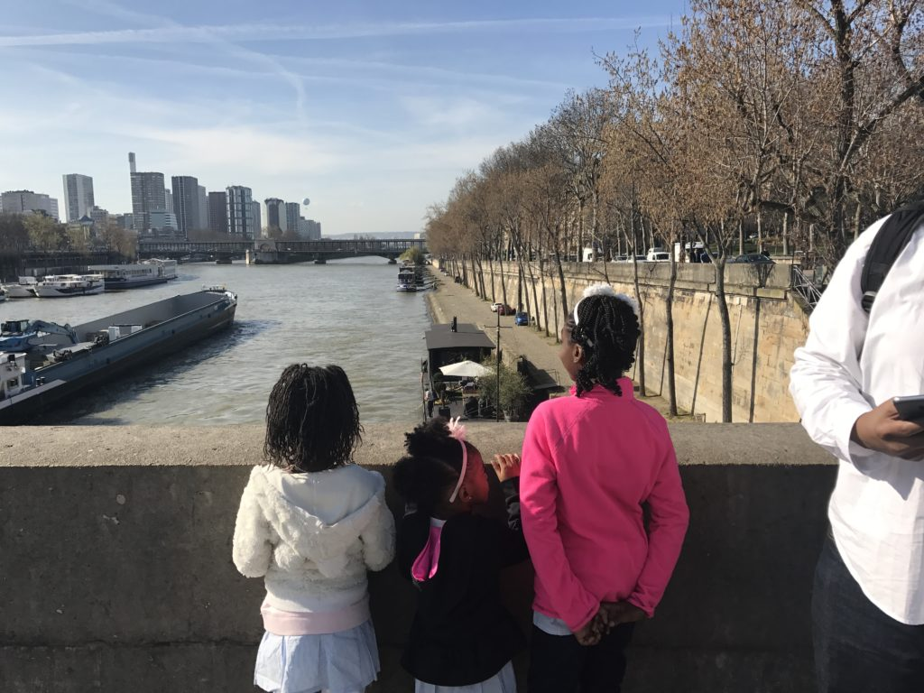 Seine River Paris