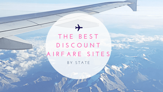 The Best Discount Airfare Sites by State