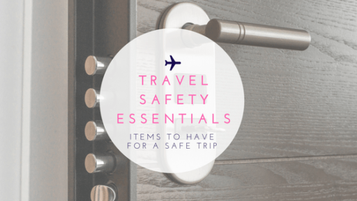 Travel Safety Essentials: Secure Your Room & Valuables