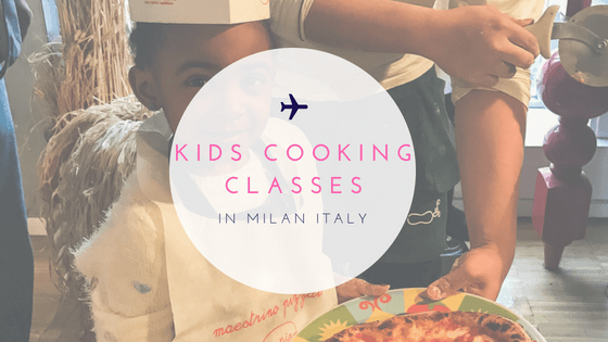 Kids Cooking Classes in Milan