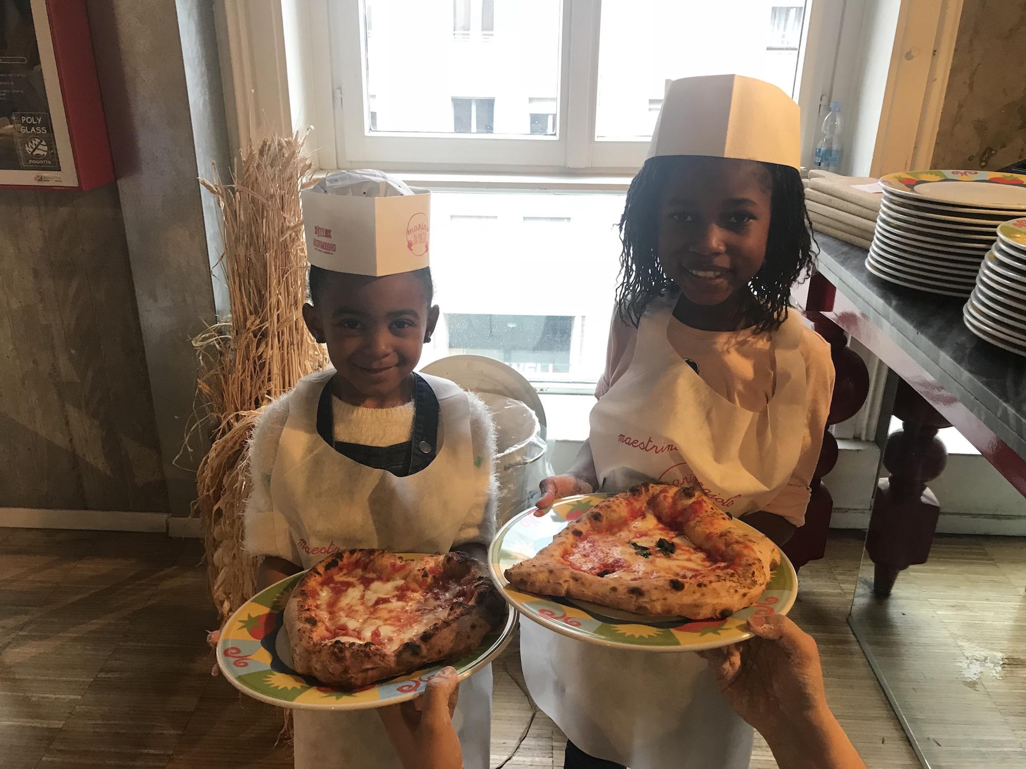 Milan Kids Cooking Class