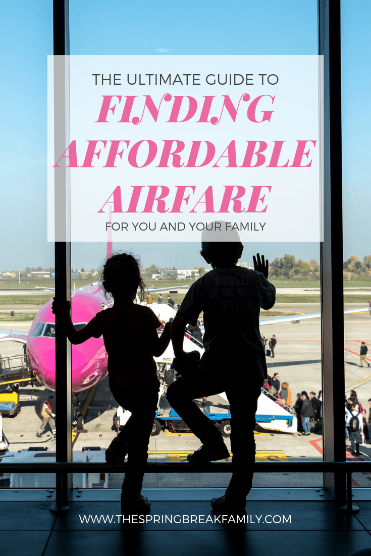 How to Plan Cheap Flights