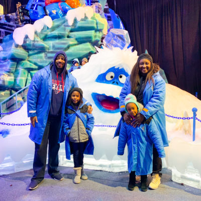 The Inside Scoop on Gaylord Texan ICE!