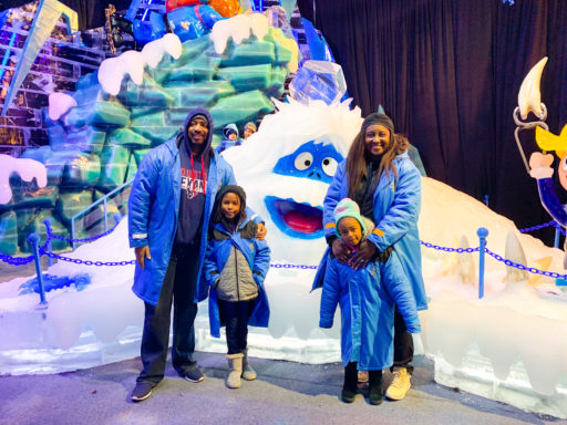 Gaylord Texan Ice - Family