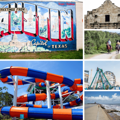 14 Fabulous Weekend Family Getaways near Houston