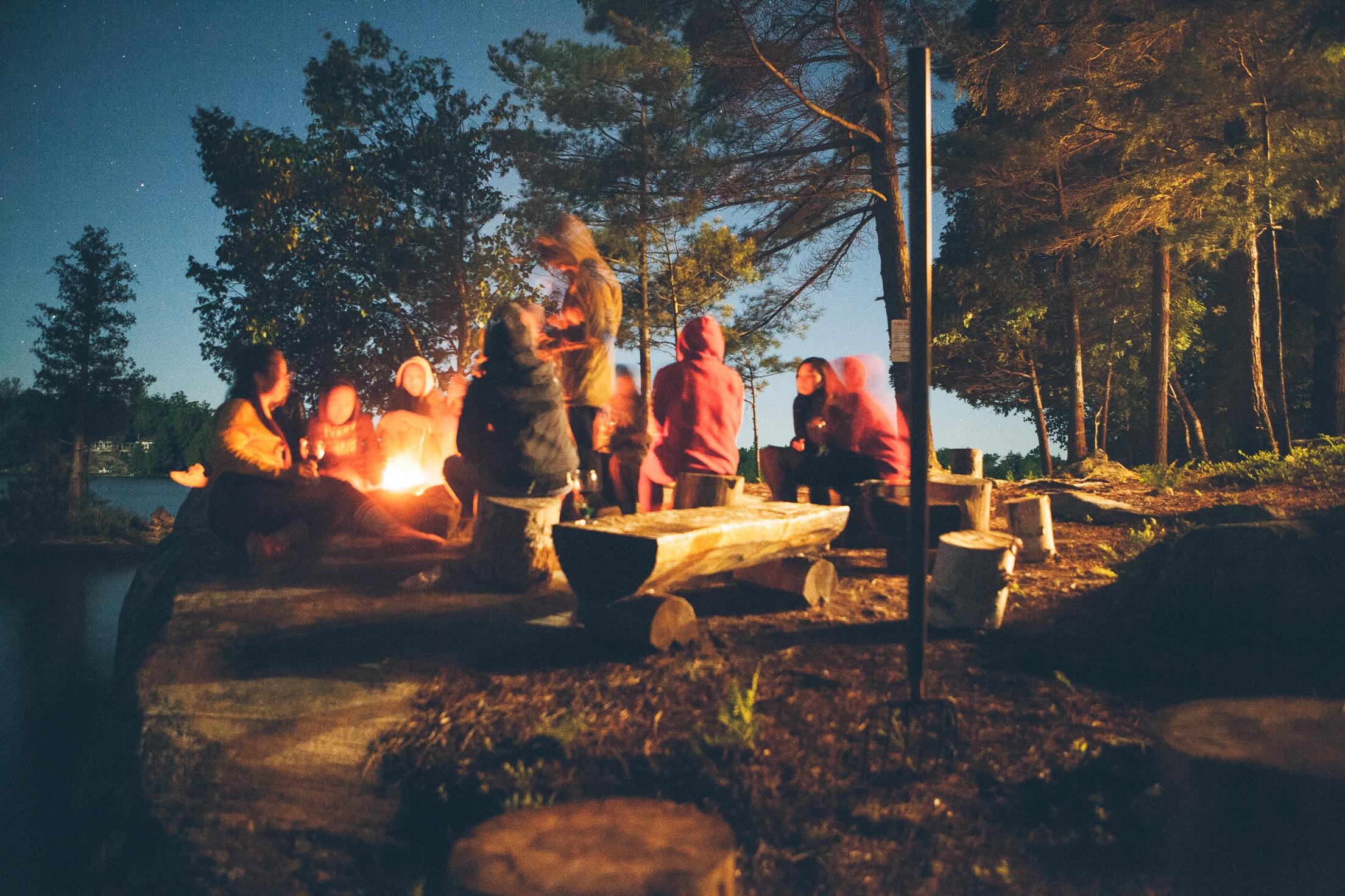 texas family spring break ideas camping