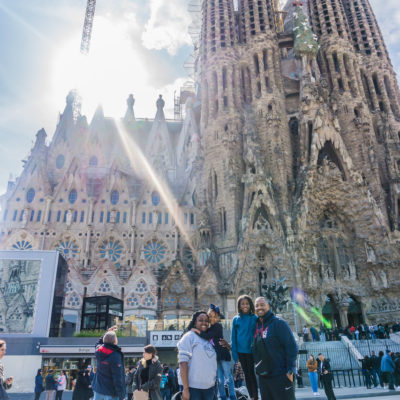Barcelona with Kids: Itinerary & Recap