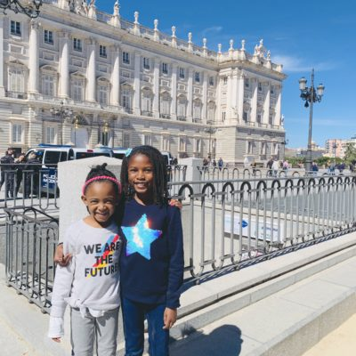 Madrid With Kids: Itinerary & Recap [One Day in Madrid Itinerary]