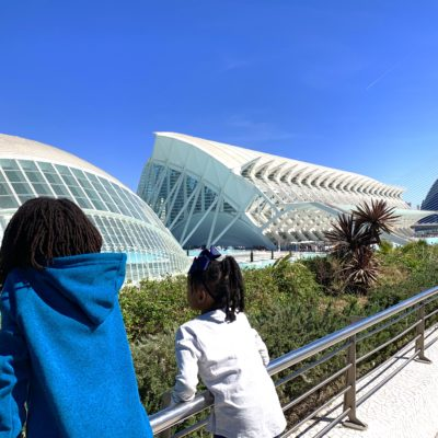 Valencia with Kids: Itinerary & Recap