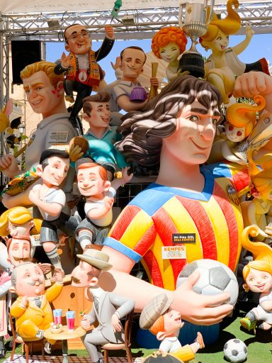 Things to Do in Valencia With Kids - Ninots