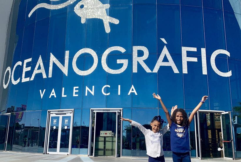 Things to do in Valencia with kids - Oceanografic