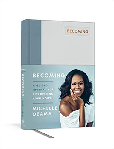 Oprahs Favorite Things 2019 - Travel: Michelle Obama Becoming Journal