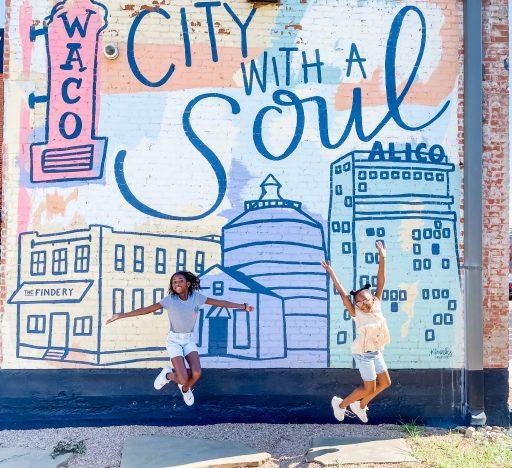 Things to Do With Kids in Waco - Waco Street Art