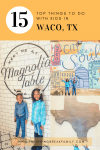 Things to do with kids in Waco