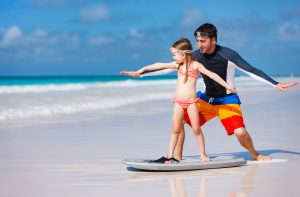 Things to do in Cabo with Kids - Surfing Lessons