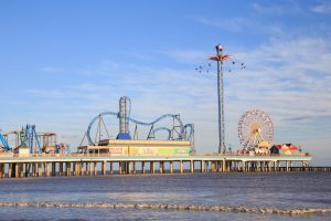 Best Amusement Parks In Texas - Galveston Pleasure Pier