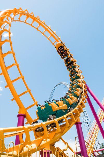 Best Amusement Park in Texas