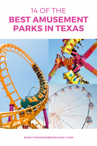 14 of the Best Amusement Parks in Texas