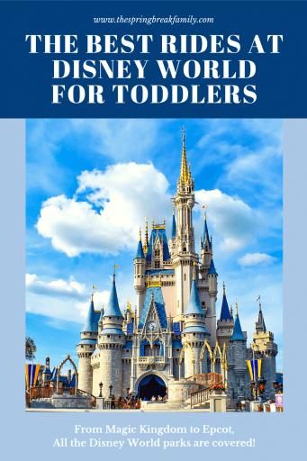 Disney World for Toddlers - Pinterest