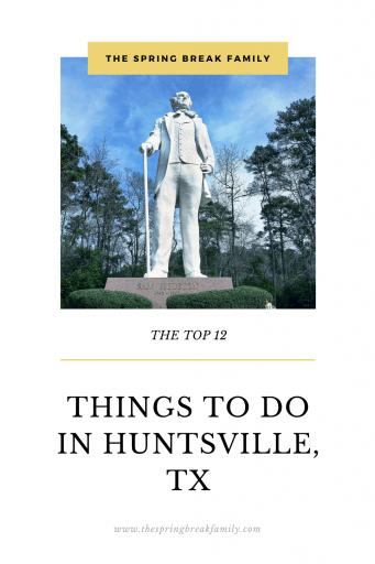 Things to do in Huntsville TX Pinterest