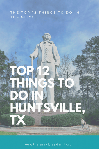 Things to do in Huntsville, TX