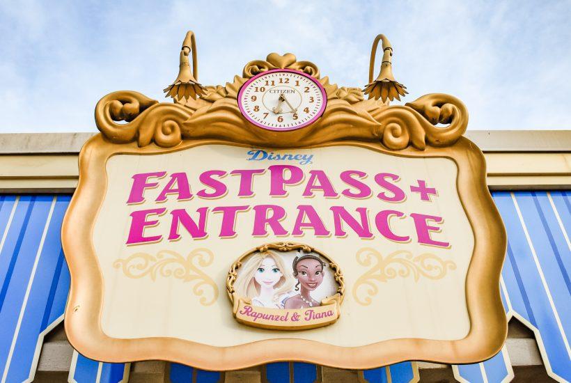 Best Fast Passes at Magic Kingdom