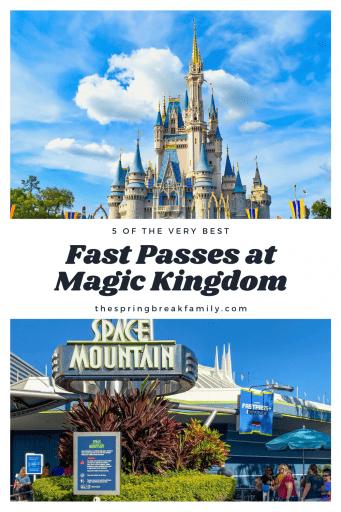 Best Fast Passes at Magic Kingdom Pinterest