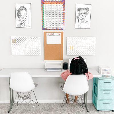 Homeschooling Room Ideas Featured Image
