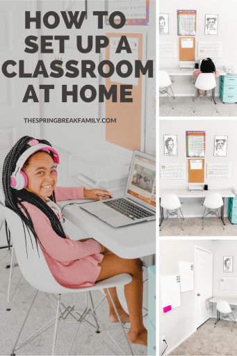 Homeschooling Room Ideas Pinterest 2