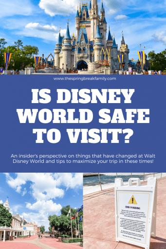 Is Disney World Safe Pinterest