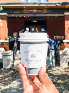 Things to do in Franklin TN - Frothy Monkey