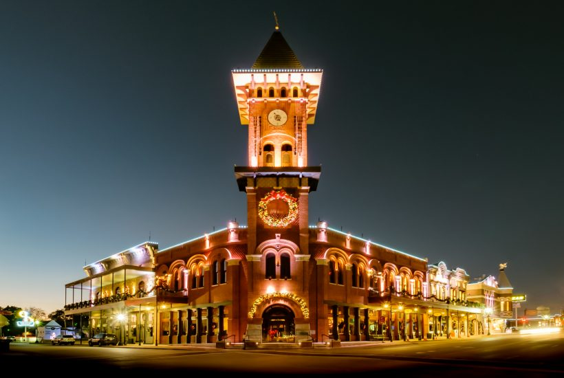best christmas towns in texas - grapevine