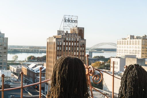 Weekend in Memphis - Peabody Memphis Rooftop