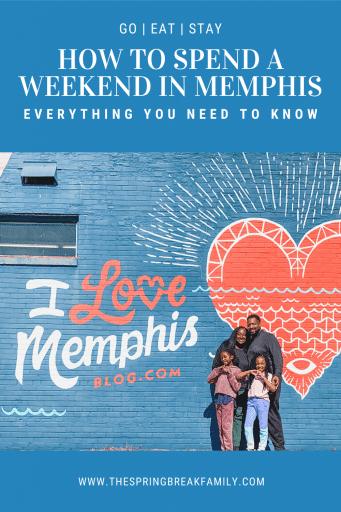 TSBF - Weekend in Memphis Pinterest