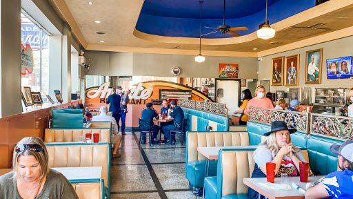 Weekend in Memphis - Arcade Restaurant