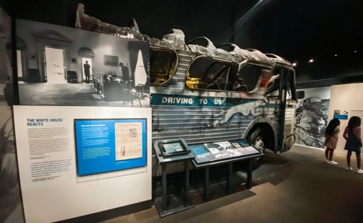 Weekend in Memphis - National Civil Rights Museum Freedom Riders