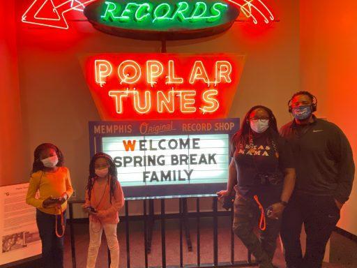Weekend in Memphis - Rock N Soul Museum