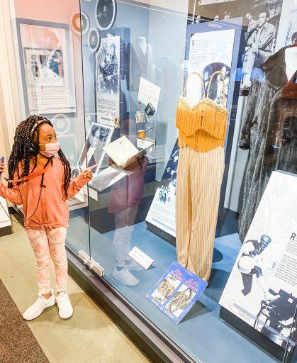 Weekend in Memphis -Rock N Soul Museum Exhibit