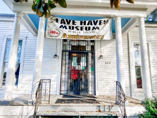 Weekend in Memphis-Slave Haven Museum
