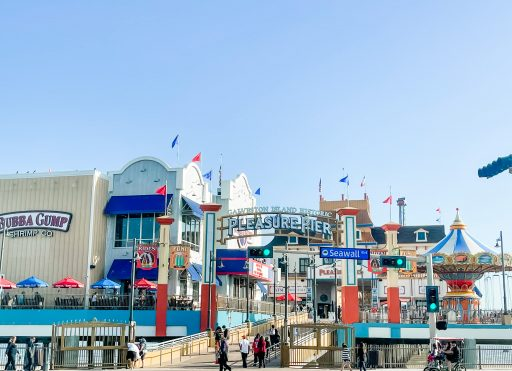 Things to do in Galveston - Pleasure Pier