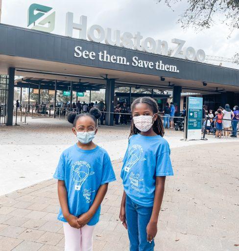 Spring Break Houston - Houston Zoo