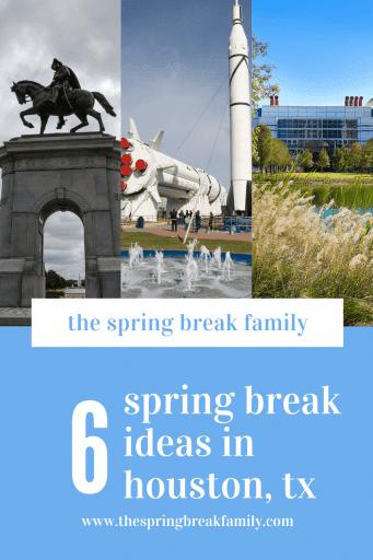 Spring Break Houston - Pinterest