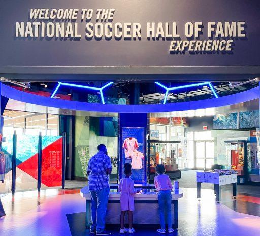 Frisco - National Soccer Hall of Fame