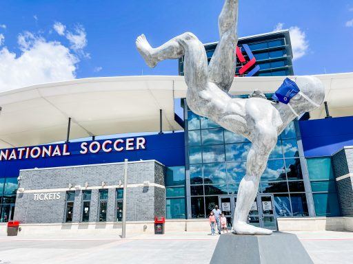 Fun Things to do in Frisco - National Soccer Hall of Fame