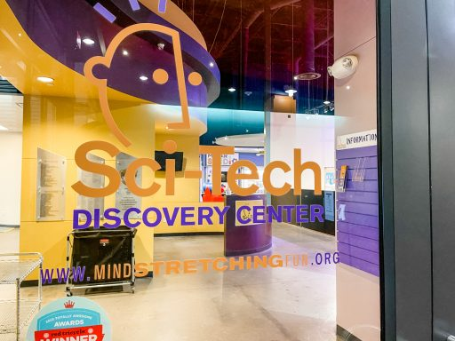Things to do with Kids Frisco - SciTech Discovery Center