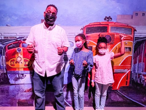 Things to do with Kids Frisco - TrainTopia
