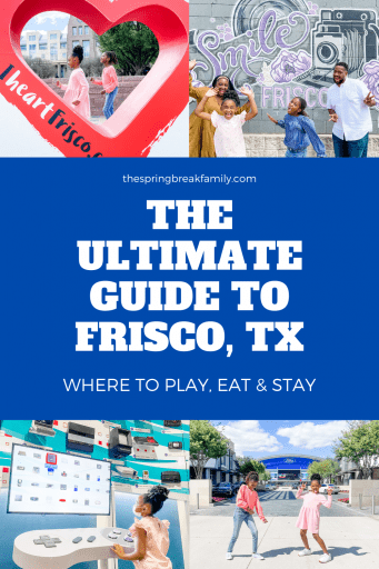 Things to do with kids in Frisco - Pinterest