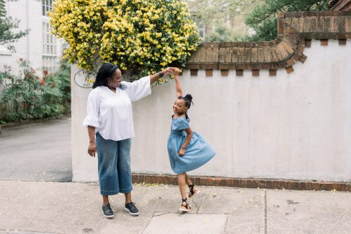 Charleston Family Photographers - Bug Twirl