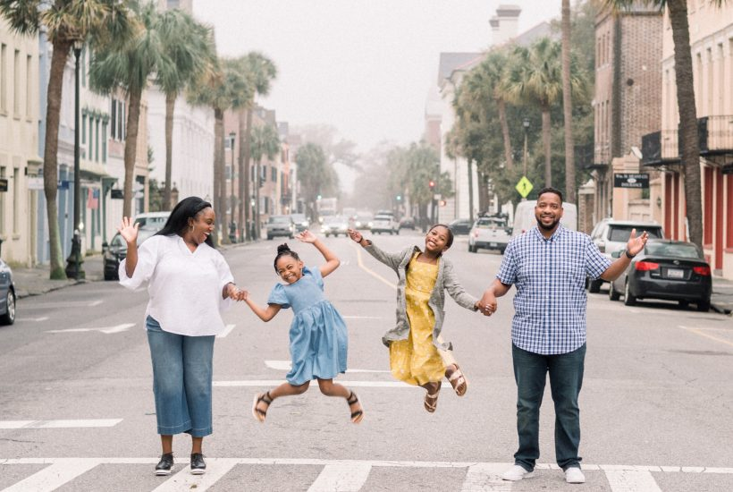 Charleston Family Photographers - Featured Image